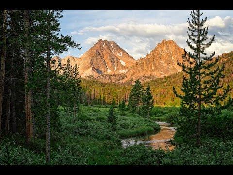 Idaho mountains declared federal wilderness area