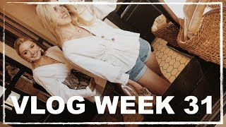 WE DIDN'T PLAN THIS! MORE CHARITY SHOPPING & THRIFTING | VLOG WEEK 31