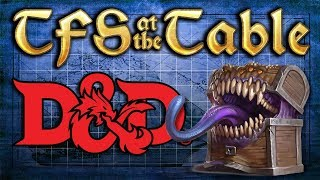 TFS At the Table: Chapter 1 Episode 5: Cave of Horrors| Dungeons & Dragons | Team Four Star