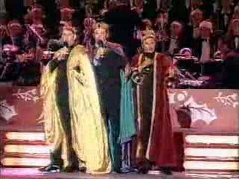 We Three Kings - Hugh Jackman, David Hobson and Peter Cousen
