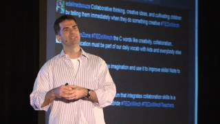 Pulling the Future into the Present: Jason McBride at TEDxWinchesterTeachers