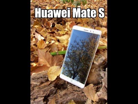 Review completa Huawei Mate S en Español