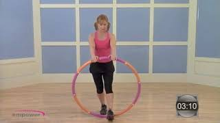 Empower Hoop Yourself Fit with Gin Miller
