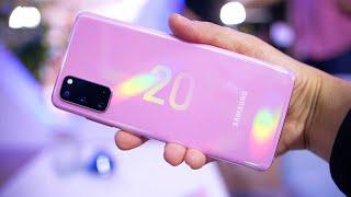 SAMSUNG NOS CALLA LA BOCA!!!!!!! Galaxy S20+ Ultra