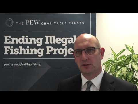 PEW Charitable Trusts Director on UN FAO's Port States Measures Agreement