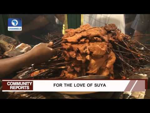 Community Report: Lagos Night Life; For The Love Of Suya 06/12/15 Pt. 1
