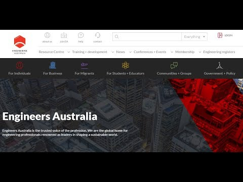 Engineers Australia | Skill Assessment For Engineers For PR Visa 189 Or 190