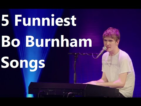 5 Funniest Bo Burnham Songs