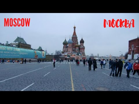 Landing at Moscow Sheremetyevo International Airport - 25.04.2011