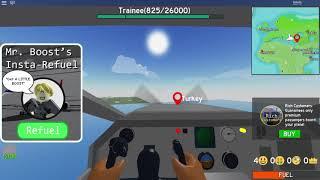 Roblox Flight Sim: Weg zu einer 747 ep1