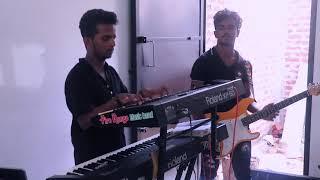 Fire Range Live band Dambulla Srilanka ( Practice Time)