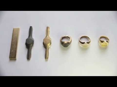 Making Our Signet Rings Youtube