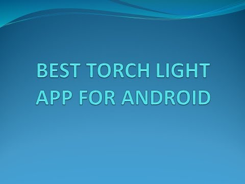 Best Flashlight App For Android 2017