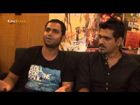 Film Filmistaan Interview With Sharib Hashmi, Inaamulhaq & Director Nitin Kakka