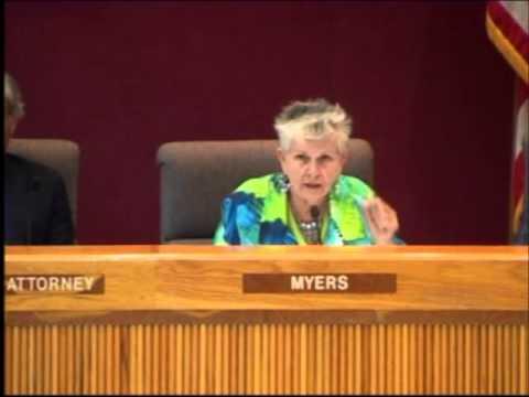 Pensacola Councilwoman Sherri Myers says Mayor's Way not the American Way