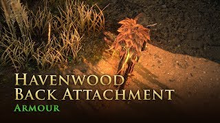 Path of Exile: Havenwood Cloak