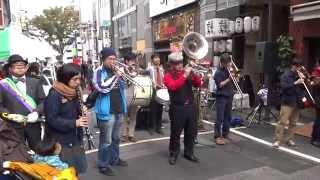 The 14th Shinjuku Trad Jazz Festival(二日目) 夢ブラスバンド(オープニング)