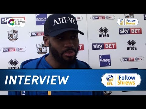 INTERVIEW | Lenell John-Lewis post Port Vale - Town TV