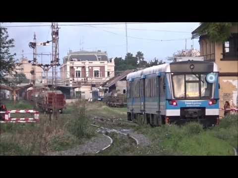 Trenes por Córdoba