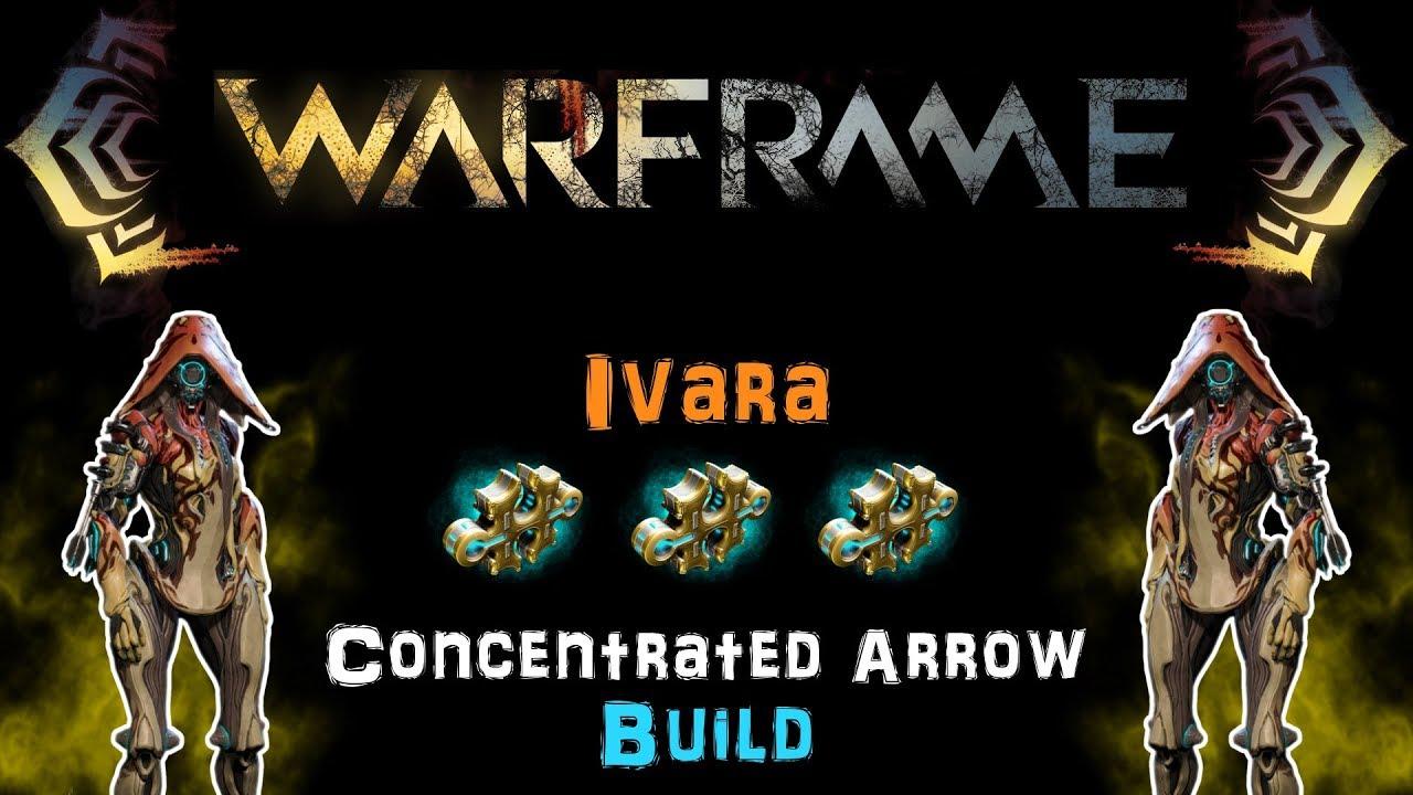 Warframe Bow Build Ivara