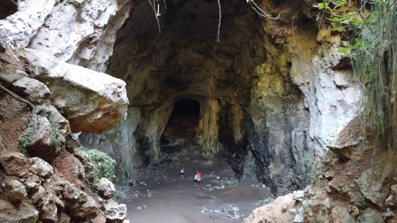 La Grotte de Es Coloms (MIN)