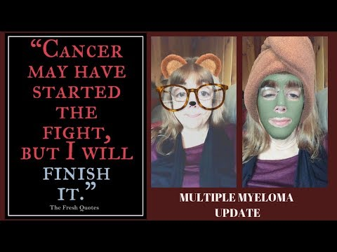 Multiple Myeloma ~ Update ~ PTScan ~ RVD Induction Chemotherapy