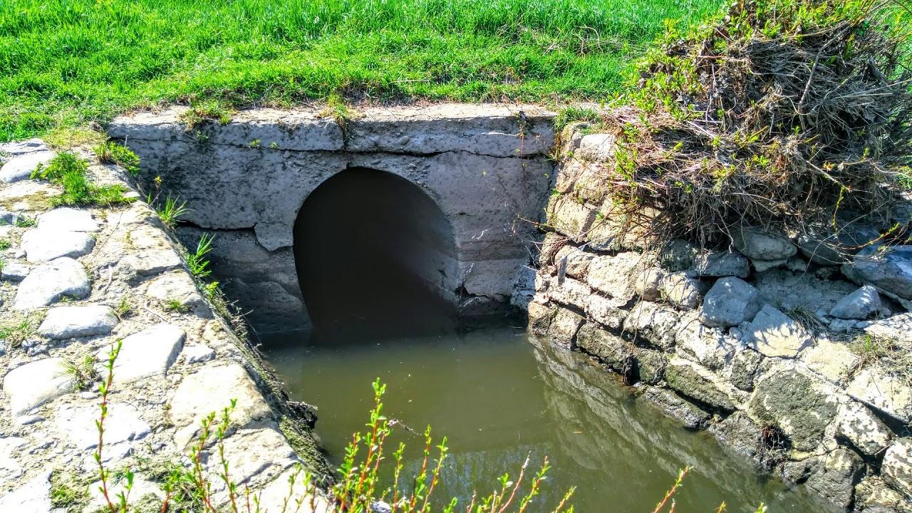Děčín - odlehčovací komory kanalizace (1) | Combined sewer overflow