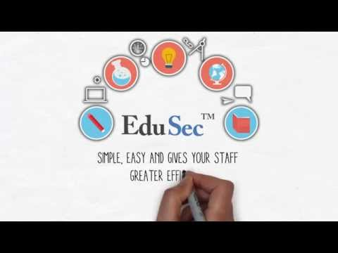 EduSec school & college management system
