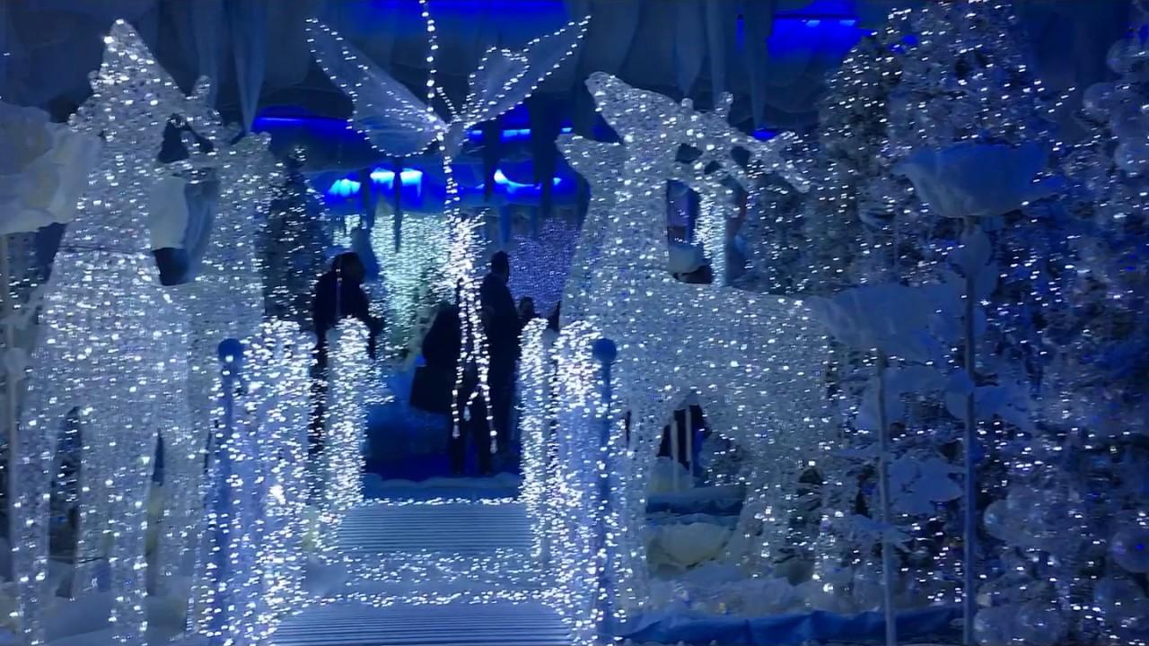 Casa Di Babbo Natale Reggio Emilia.Villaggio Di Babbo Natale Mondo Verde Garden Youtube