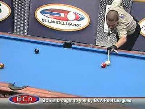 Billiards US Open 9-Ball Championship - Schmidt Vs. Nevel
