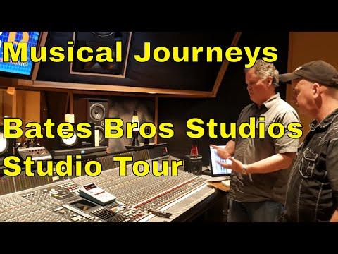 Bates Bros Studio Tour