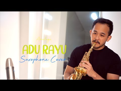 Adu Rayu - Yovie Tulus Glenn (Saxophone Cover) Christian Ama