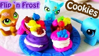 Flip 'N Frost Cookies Play Doh Bakery Playset Toy Review Part 2 Of 2