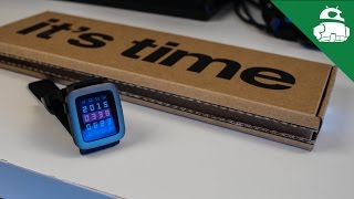 Pebble Time First Impressions