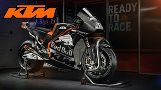 2018 KTM RC16 | MotoGP Project V4 Screamer Engine