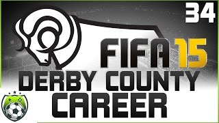 FIFA 15 - Derby County Career // Title Hopes Gone?? // 34 [Xbox One]