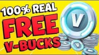 Fortnite V Bucks Hack - Fortnite Hack 2019 - Cómo obtener V Bucks Hack - Fortnite Free V Bucks