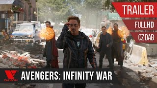 Avengers: Infinity War (2018) Full HD trailer #1 [CZ DAB]