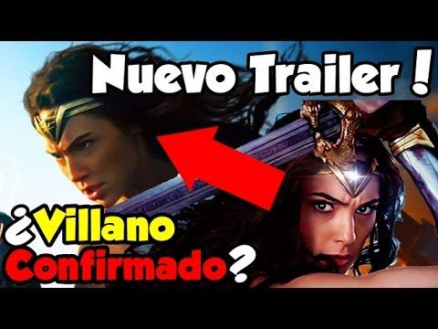 Wonder Woman Doctor Poison VILLANO (CONFIRMADO) Nuevo Trailer!
