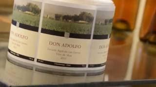 Envasado de vino en Escuela Agrícola Las Garzas
