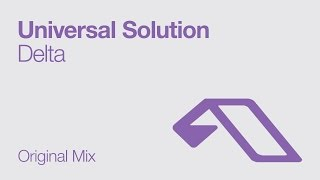 Universal Solution - Delta (Original Mix)
