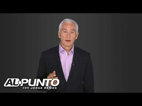 What will Trump do about North Korea and its missiles? Jorge Ramos looks back on the president's rem