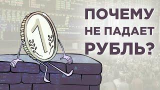Почему не падает рубль? Отчет Netflix и феномен Tinder / Финансовые новости