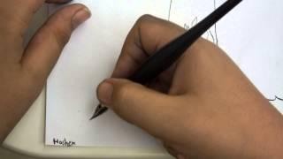 How to draw ichigo (bankai)