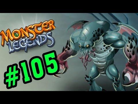 Monster Legends - QUÁI VẬT NGOÀI HÀNH TINH - Thế Giới Quái Vật #105