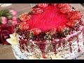 ريد فيلفيت كيك - الكيكة المخملية الحمراء بخطوات سهلة وبسيطة مع رباح محمد ( الحلقة 401 )