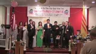 Ca Nhạc và Dạ Tiệc Gây Quỹ Yểm Trợ Đài Phát Thanh ĐÁP LỜI SÔNG NÚI