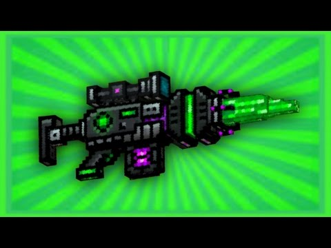 Pixel Gun 3D - Anti-Hero Rifle UP2 [Review]