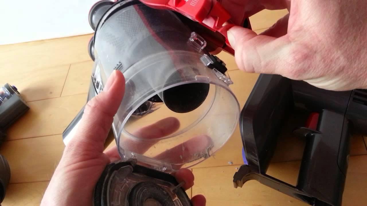 Как достать фильтр в пылесосах дайсон насадка для пылесоса дайсон цены