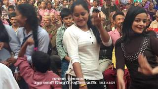 New Nepali live lok dohori song 2017 Nuwakot program